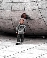 Boy and The Bean